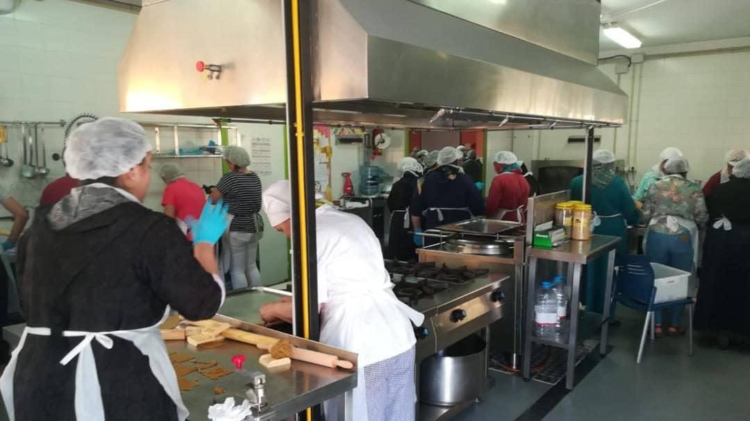 Arranca El Taller De Cocina De Ramadán Del Instituto De Las