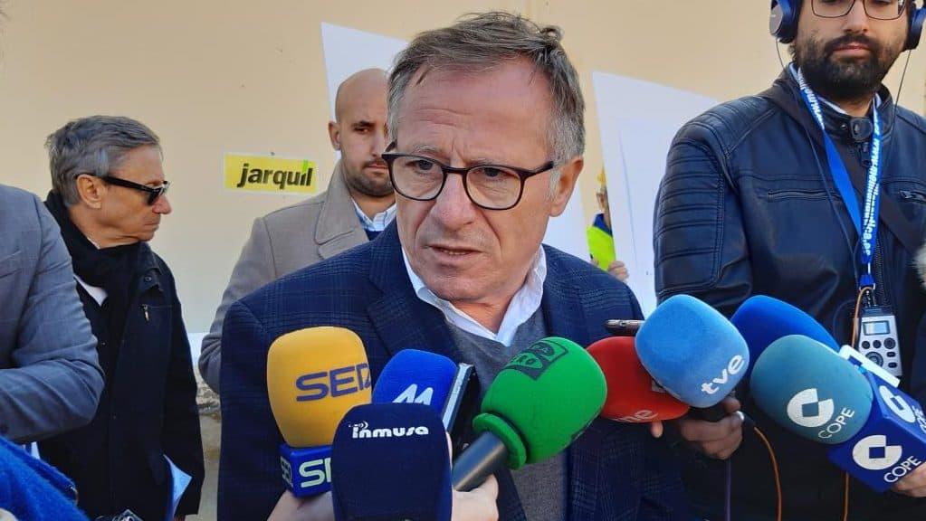 Eduardo de Castro, presidente Gobierno CAM